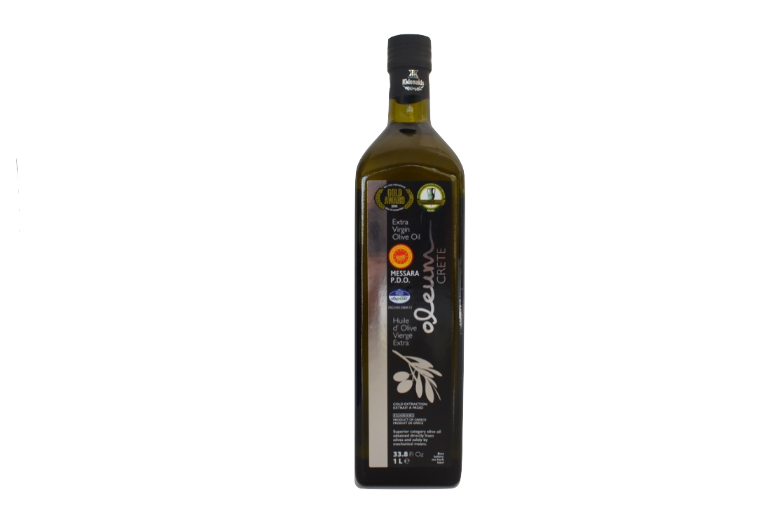 Oleum Extra Virgin olijfolie Glas 1 liter-1