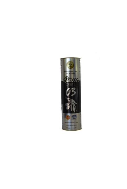 Oleum Extra Virgin olijfolie Blik 1000 ml