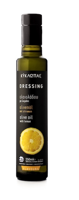 Kyklopas Flavour Lemon glas 250ml-1