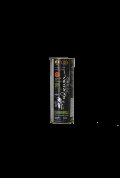 Oleum BIO Extra Virgin olijfolie Blik 500 ml