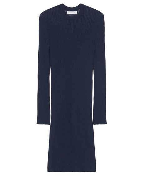 Charlie Tunic Dress / navy