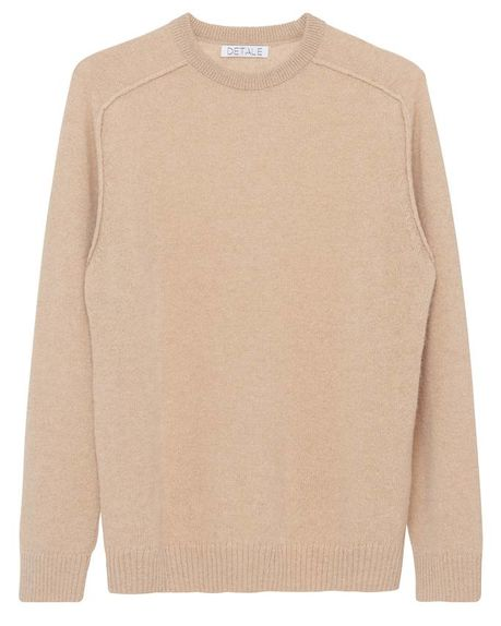 Bobby Raglan Sweater / sandy