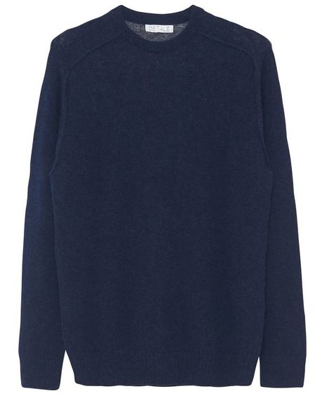 Bobby Raglan Sweater / navy
