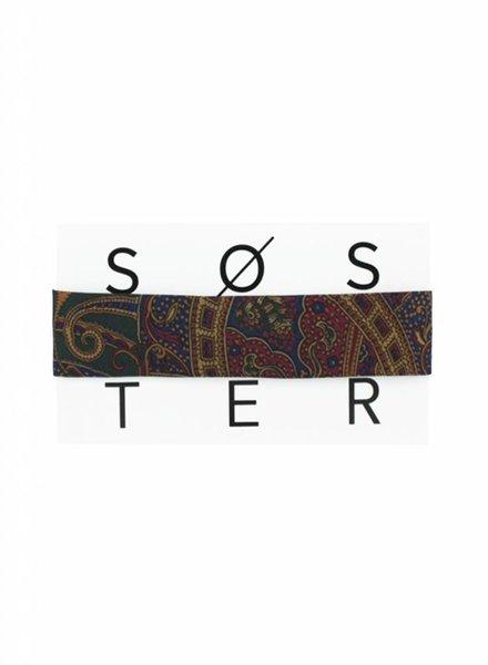 SOSTER Vintage Tie Choker / YSL