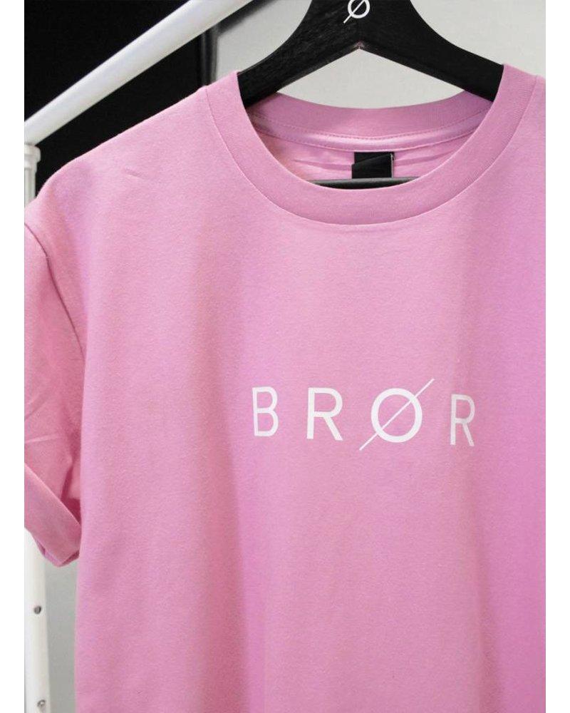 BROR Pink Shirt
