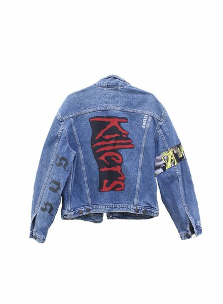 SOSTER X LEVIS  denim jacket