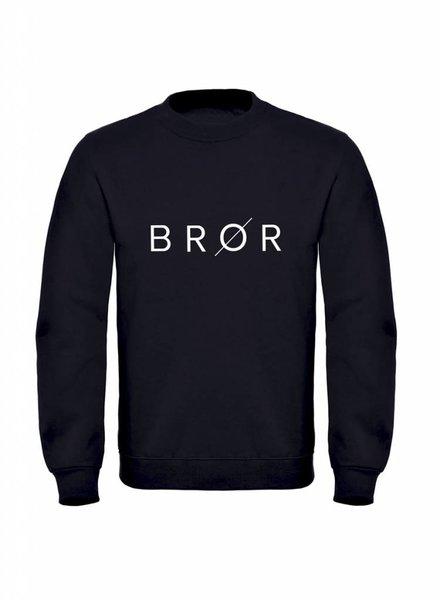 BROR Black Sweater