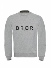 BROR Grey Sweater