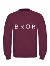 BROR BROR Bordeaux Sweater