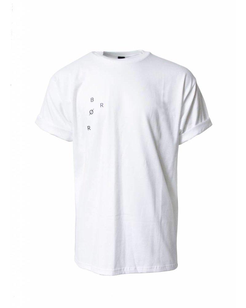 BROR White minimal shirt