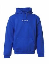 BROR Blue hoodie