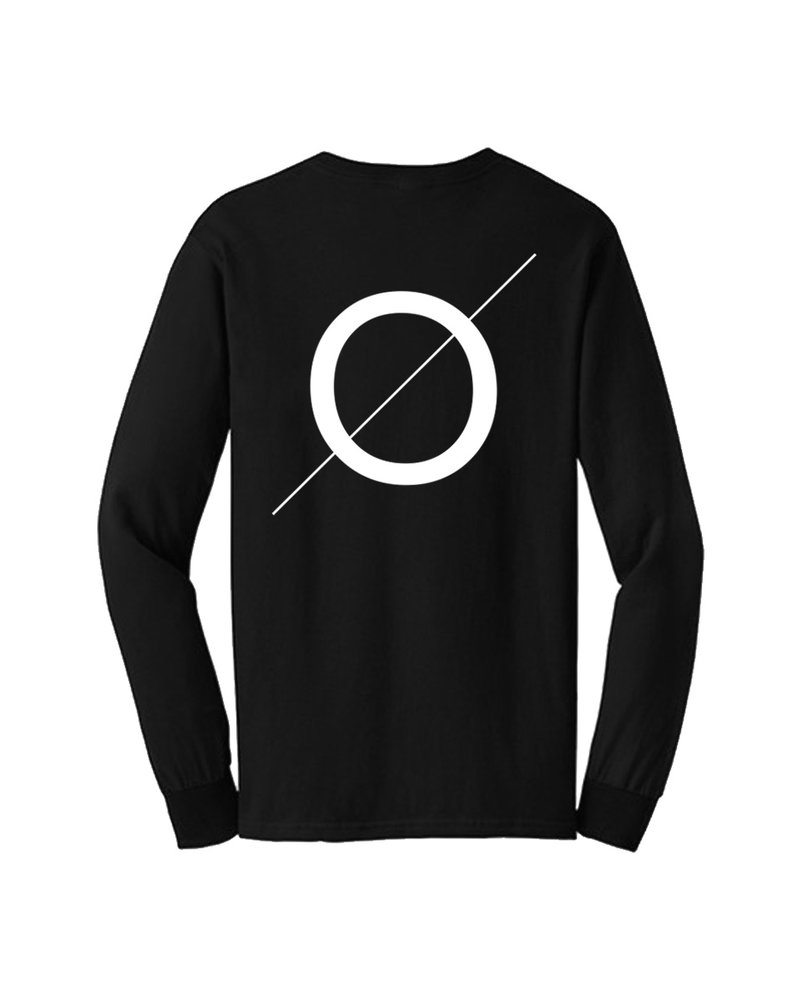 BROR Black Long Sleeve Minimal