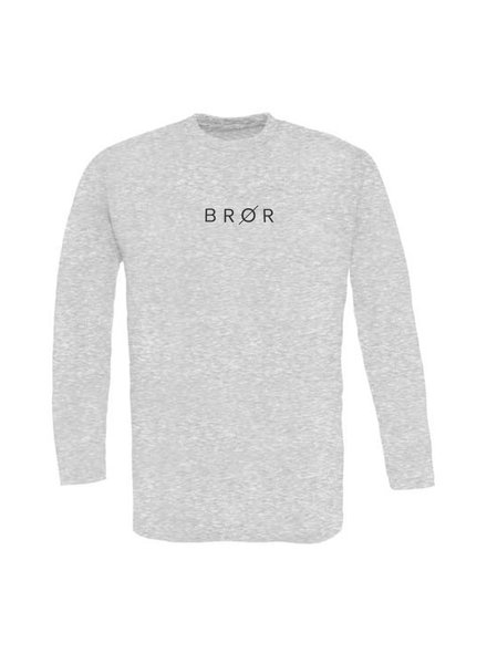 BROR Grey Long Sleeve