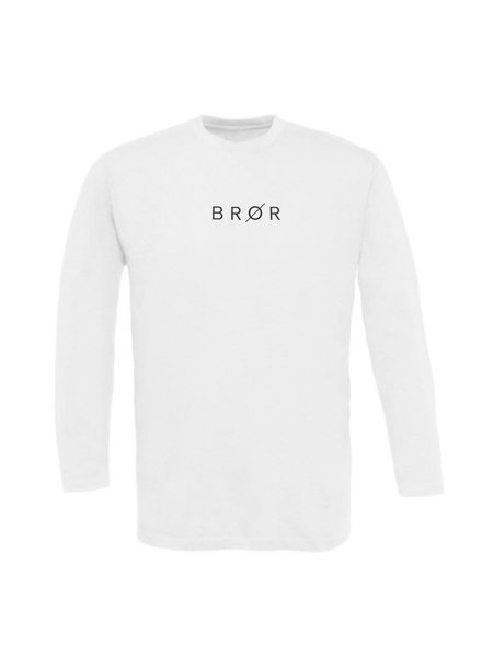 BROR White Long Sleeve