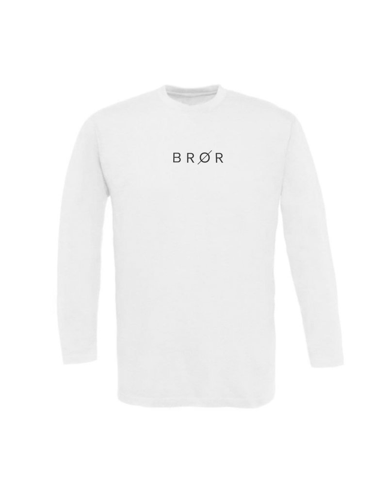 BROR White Long Sleeve
