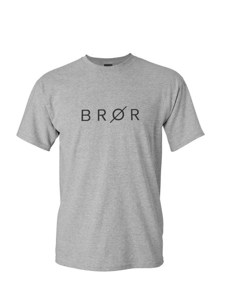 BROR Grey Shirt