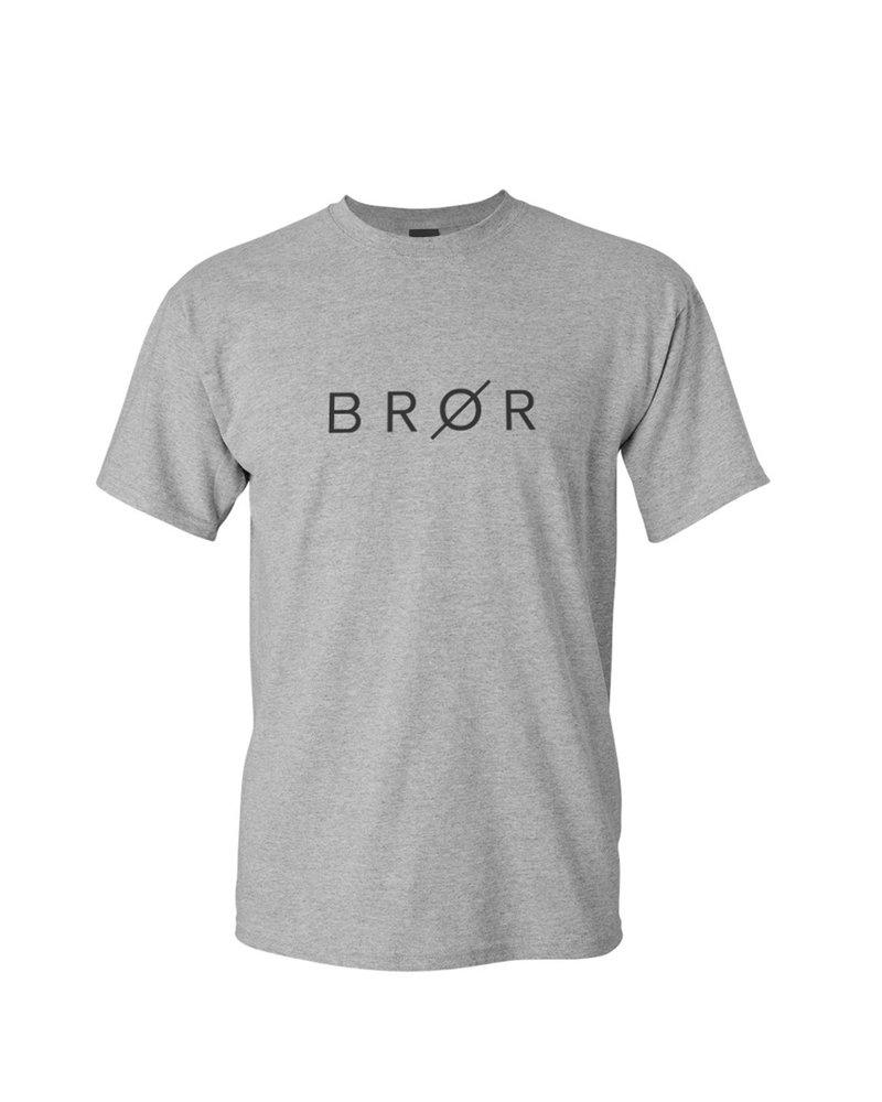 BROR Grey hirt