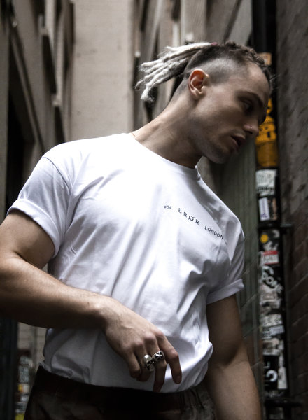 BROR White London Shirt