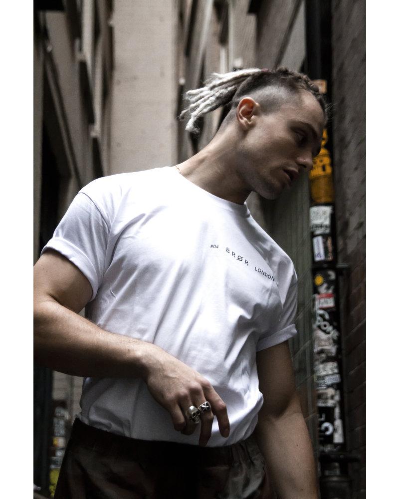 BROR White London Shirt