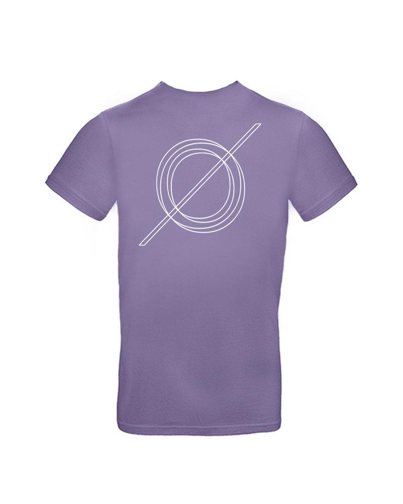 BROR Lilac  Summer London Shirt
