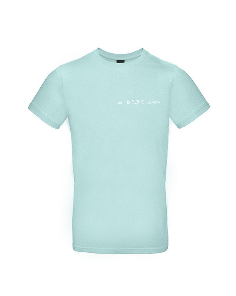 BROR Mint Summer London Shirt