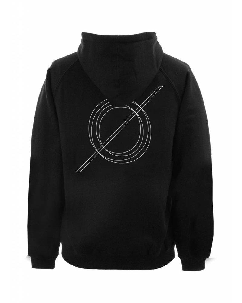 BROR Black hoodie London