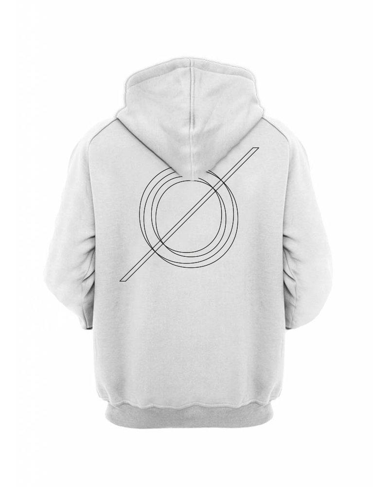 BROR White hoodie London