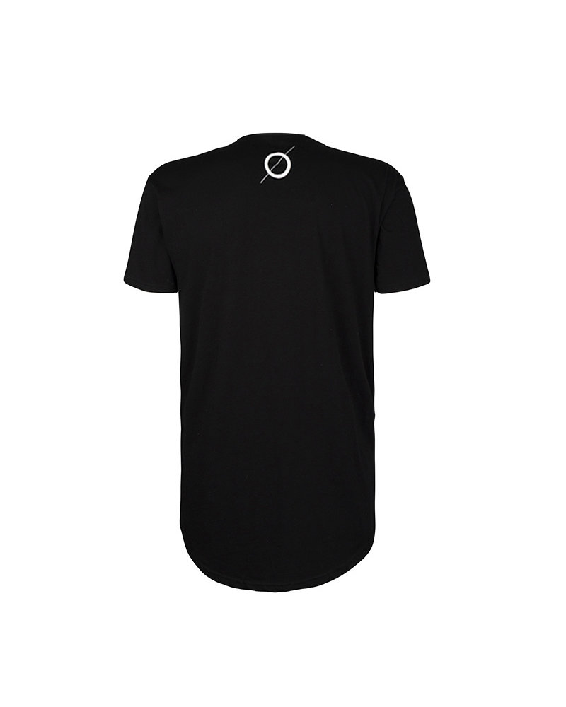BROR Black Long  T-shirt