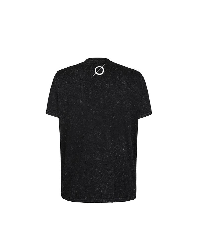 BROR Black Tie Dye Shirt