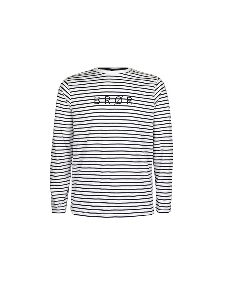 BROR Striped Long Sleeve