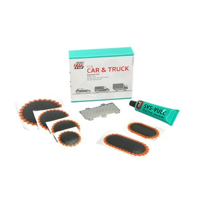 Rema Tip Top TT12 Heavy Duty Puncture Repair Kit