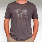 Discover Overland T-shirt Grey