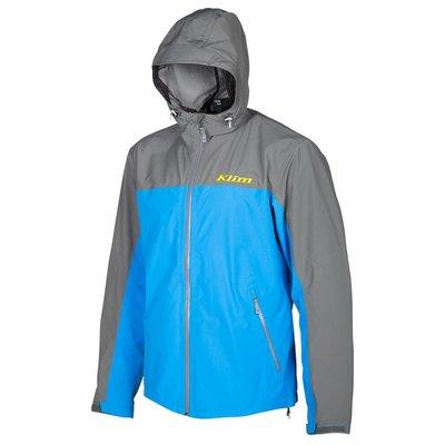 KLIM Stow Away Jacket - Blue-Gray