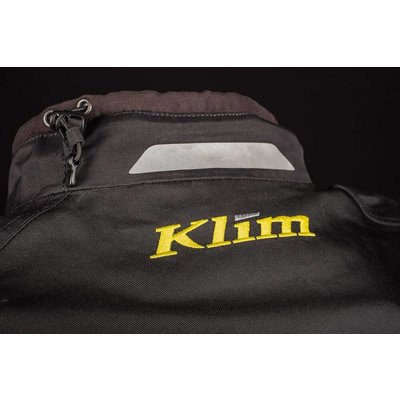 KLIM Badlands Pro Motorcycle Jacket - Hi-Vis