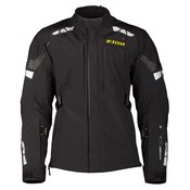 KLIM Latitude Motorcycle Jacket - Black (2018)