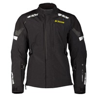 KLIM Latitude Jacket - Black (2018)