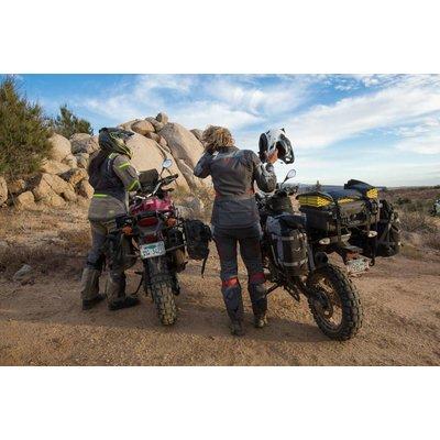 KLIM Artemis Women's Motorcycle Jacket - Gray