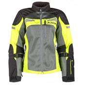 KLIM Avalon Women's Motorcycle Jacket - Hi-Vis