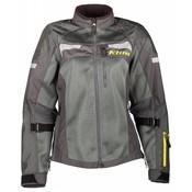 KLIM Avalon Women's Motorcycle Jacket - Dark Gray