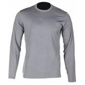KLIM Teton Merino LS Shirt - Gray