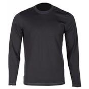 KLIM Teton Merino LS Shirt - Black