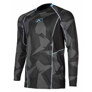 KLIM Aggressor Cool -1.0 Long Sleeve - Camo