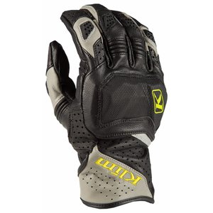 KLIM Badlands Aero Pro Glove - Gray