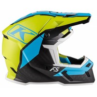 KLIM F5 Helmet - Ion Green