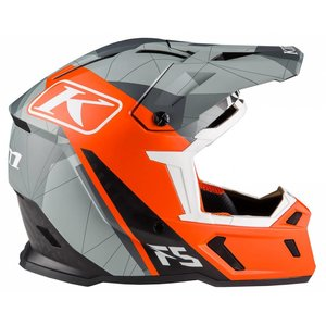 KLIM F5 Helm - Camo Orange