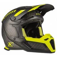 KLIM F5 Koroyd Helmet - Abyss Matte Black