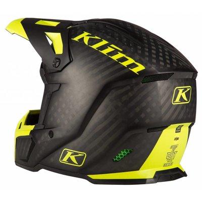 KLIM F5 Koroyd Off-Road Helmet - Abyss Matte Black