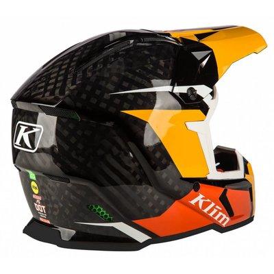 KLIM F5 Koroyd Off-Road Helm - Chasm Orange