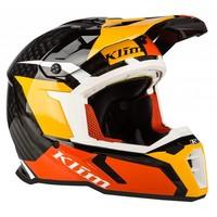 KLIM F5 Koroyd Helmet - Chasm Orange