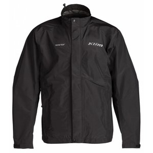 KLIM Forecast Rain Jacket - Black